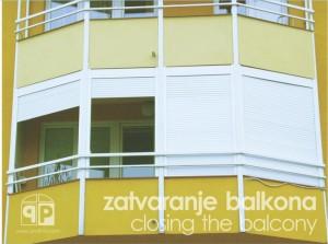Profil d.o.o Banja Luka zatvaranje-balkona